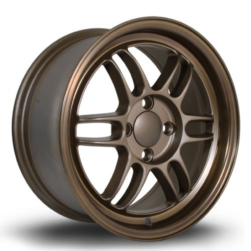 356 Wheels TFS3 15x7 ET38 4x100 Speed Bronze